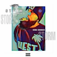 "KXNG Crooked Brought The Calm, Now He Brings The ""Storm"""