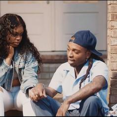 "Jacquees Drops Visual To Single ""Who's"" Starring His GF Dreezy"