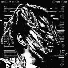 "Koffee Taps Govana For ""Rapture (Remix)"""