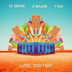 "DJ Snake Teams Up With J Balvin & Tyga For Summer Smash ""Loco Contigo"""