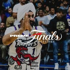 "Preme Drops Off ""Finals Freestyle"" Ahead Of Raptors Vs. Warriors Game 6"