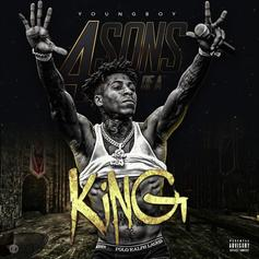 "NBA YoungBoy Pens Ode To His Children On ""4 Sons Of A King"""