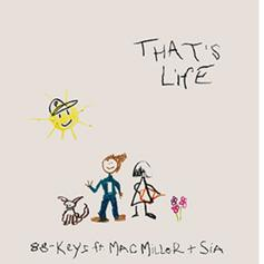 "Mac Miller & Sia Contemplate On 88-Keys' ""That's Life"""
