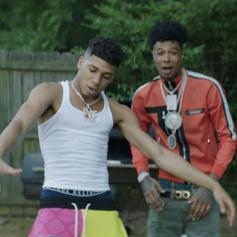 """Blueface Assists NLE Choppa On The """"Shotta Flow"""" Remix"""