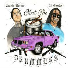 """03 Greedo & Travis Barker Prepare New Project With """"Cellout"""""""
