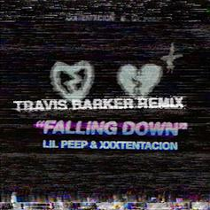 "Travis Barker Adds His Touch To Lil Peep & XXXTENTACION's ""Falling Down"""