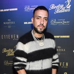 "French Montana Taps City Girls For New Anthem ""Wiggle It"""