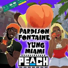 "Pardison Fontaine Taps Yung Miami For New ""Peach"" Single"