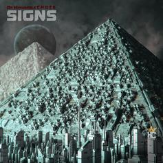 """Da Honorable C.N.O.T.E. Drops Off New Project """"Signs"""""""