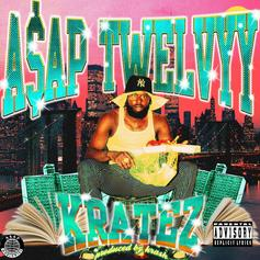 """A$AP Twelvyy Comes Through With A Double Dose On """"Kratez"""""""