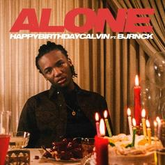 "HappyBirthdayCalvin Taps BJRNCK For New Song ""Alone"""