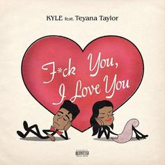 "Teyana Taylor Joins KYLE In New Song & Video ""F You I Love You"""