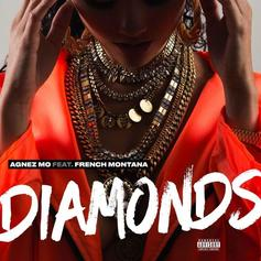 "French Montana Joins Agnez Mo On ""Diamonds"" Anthem"