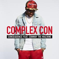 "Consequence Returns With New Song ""Complex Con"" Feat. Conway The Machine"