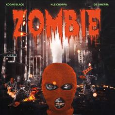 "Kodak Black Grabs NLE Choppa & DB Omerta To Help Him On ""Zombie"""