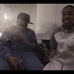"Lil Reese Grabs  OJ300 & JL300 For ""300 Cross"""