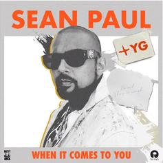 """YG Hops On Remix To Sean Paul's """"When It Comes To You"""""""