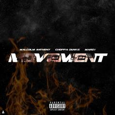 "Malcolm Anthony Returns With 5-Track Project ""Movement"""