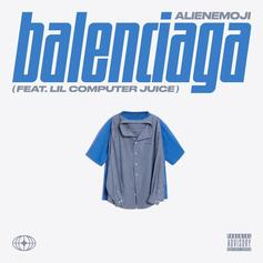 "AlienEmoji Grabs Lil Computer Juice for ""Balenciaga"""
