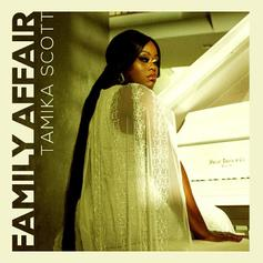 "Tamika Scott Of Xscape Drops Solo R&B EP ""Family Affair"""