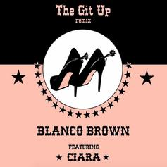 "Ciara Jumps On The Remix Of Blanco Brown's Country Tune ""The Git Up"""