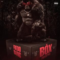 "Fredo Bang Smokes Roddy Ricch's ""The Box"" Instrumental"
