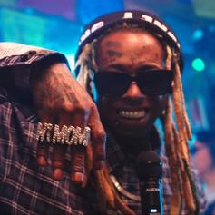 "Lil Wayne & Poppy H Drop Bars About ""Playoff"" Season With  Corey Henry & The Treme Funktet Band"