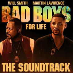 """Bad Boys For Life Soundtrack"" Features Meek Mill, Rick Ross, J Balvin, Pitbull, Jaden, City Girls & More"