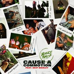 """Bugzy Malone Calls On Skip Marley For """"Cause A Commotion"""""""