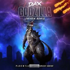 "Dax Pays Tribute To Eminem With A Remix To ""Godzilla"""