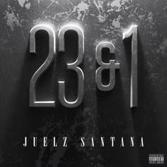 "Juelz Santana Releases ""23 & 1"" With A Special Message From Meek Mill"