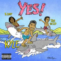 KYLE Aims For A Summer Anthem With Rich The Kid & K Camp On 'YES!""