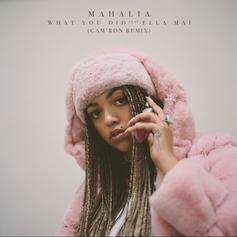 """Mahalia Links With Cam'ron On Remix Of Her Single """"What You Did"""" Ft. Ella Mai"""