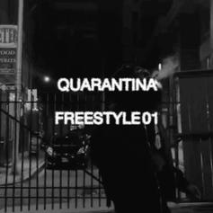 "FBZ'z Zombie Juice Heads Outside For ""Quarantina Freestyle 01"""