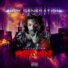 "Method Man Links Up With His Son On 2nd Generation Wu's ""New Generation"" Remix"
