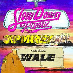 """Wale Hops On The Remix of Skip Marley & H.E.R.'s """"Slow Down"""""""
