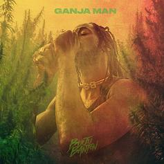 "Buju Banton Lights One Up On ""Ganja Man"""