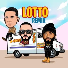 "Joyner Lucas Taps G-Eazy & Yandel For ""Lotto Remix"""