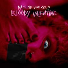 "Machine Gun Kelly Goes Full Pop-Punk For ""Bloody Valentine"""