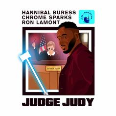 """Hannibal Buress Pays Homage To His Favourite TV Personality On """"Judge Judy"""""""