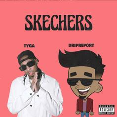 "Tyga Dives Into Bollywood On DripReport's ""Skechers"" Remix"