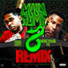 "Moneybagg Yo & Tay Keith Assist Pooh Shiesty On ""Main Slime"" Remix"