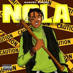 """August Alsina Shouts Out His Home City On """"NOLA"""""""
