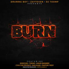 "Ras Kass, CyHi The Prynce, David Banner, & More Drop ""Burn"""