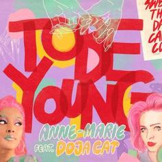 "Doja Cat Hops On Anne-Marie's Anthem Of Adolescence, ""To Be Young"""