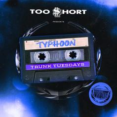 "Too $hort Drops Off His Latest Record ""Typhoon"""