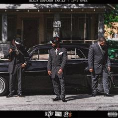 """Benny The Butcher, Rick Hyde, & Heem Snap On """"It's Over"""""""