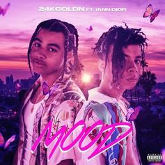 "24kGoldn & iann dior Link Up For Some Summer Vibes On ""Mood"""
