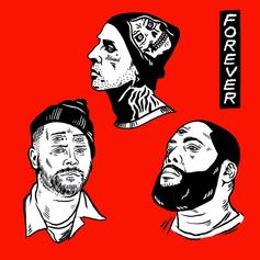 """Travis Barker & Run The Jewels Link Up For Rock-Infused Song """"Forever"""""""
