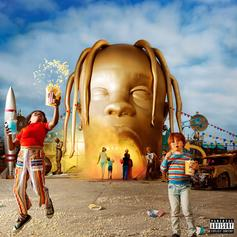 """Travis Scott Perfected The Art Of Juxtaposition With """"Stargazing"""""""